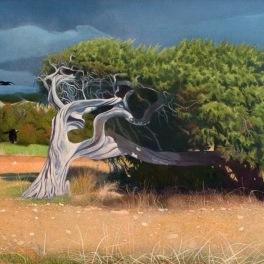 Tree 2007 107 x 75 cm