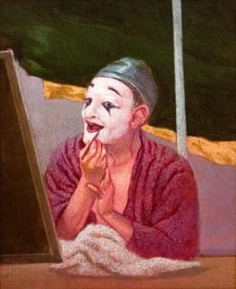 Maquillage 2002 42 x 38 cm