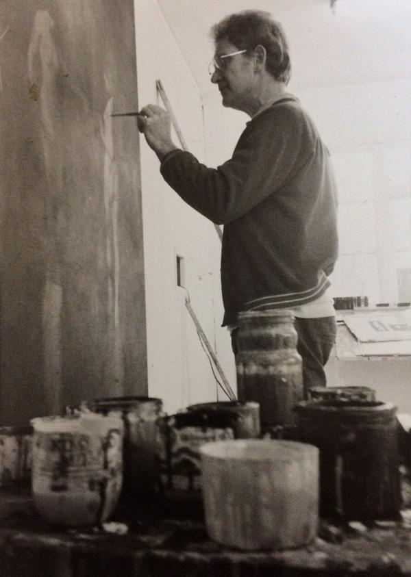 mike_gorman_in_studio_1990s_devon