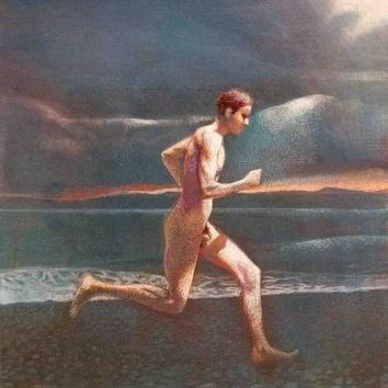Runner, 2004 - €200