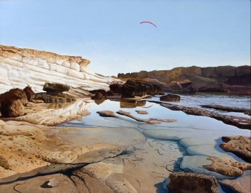 Reflection 2005 81 x 64 cm