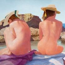 Heatwave 2006 107 x 95 cm